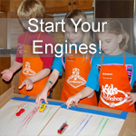 Kids – Start Your Engines!