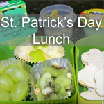 St Patrick's Day Lunch