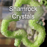 Shamrock Crystals