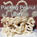 Packing Peanut Play