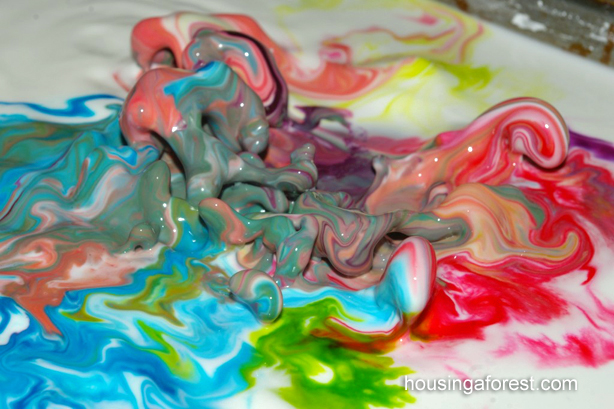 DIY Dancing Oobleck