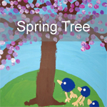 Spring Tree