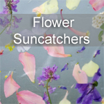 Flower Suncatchers