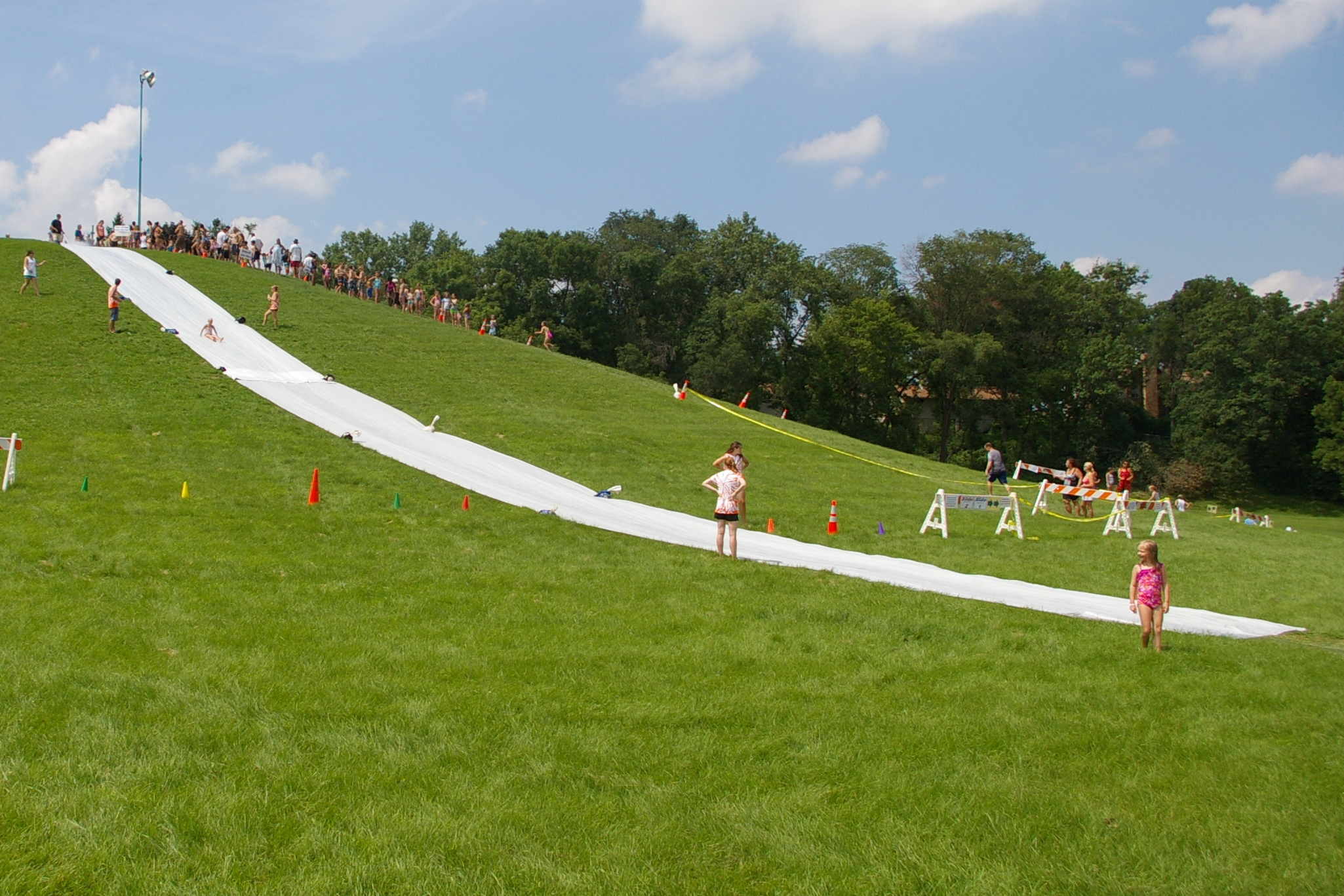 Pin by garry labelle on grandpa camp pinterest - The giant slide apartament ...