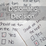 Diplomatic Decision