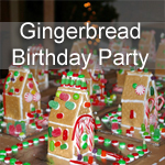Gingerbread Birthday Party