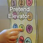 Pretend Elevator