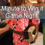 Minute To Win It # 2
