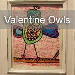 Valentine Owls