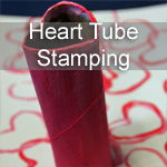Heart Tube Stamping