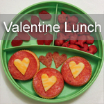 Valentines Lunch