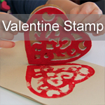 Simple Valentines Stamp