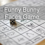 Funny Bunny Faces Game