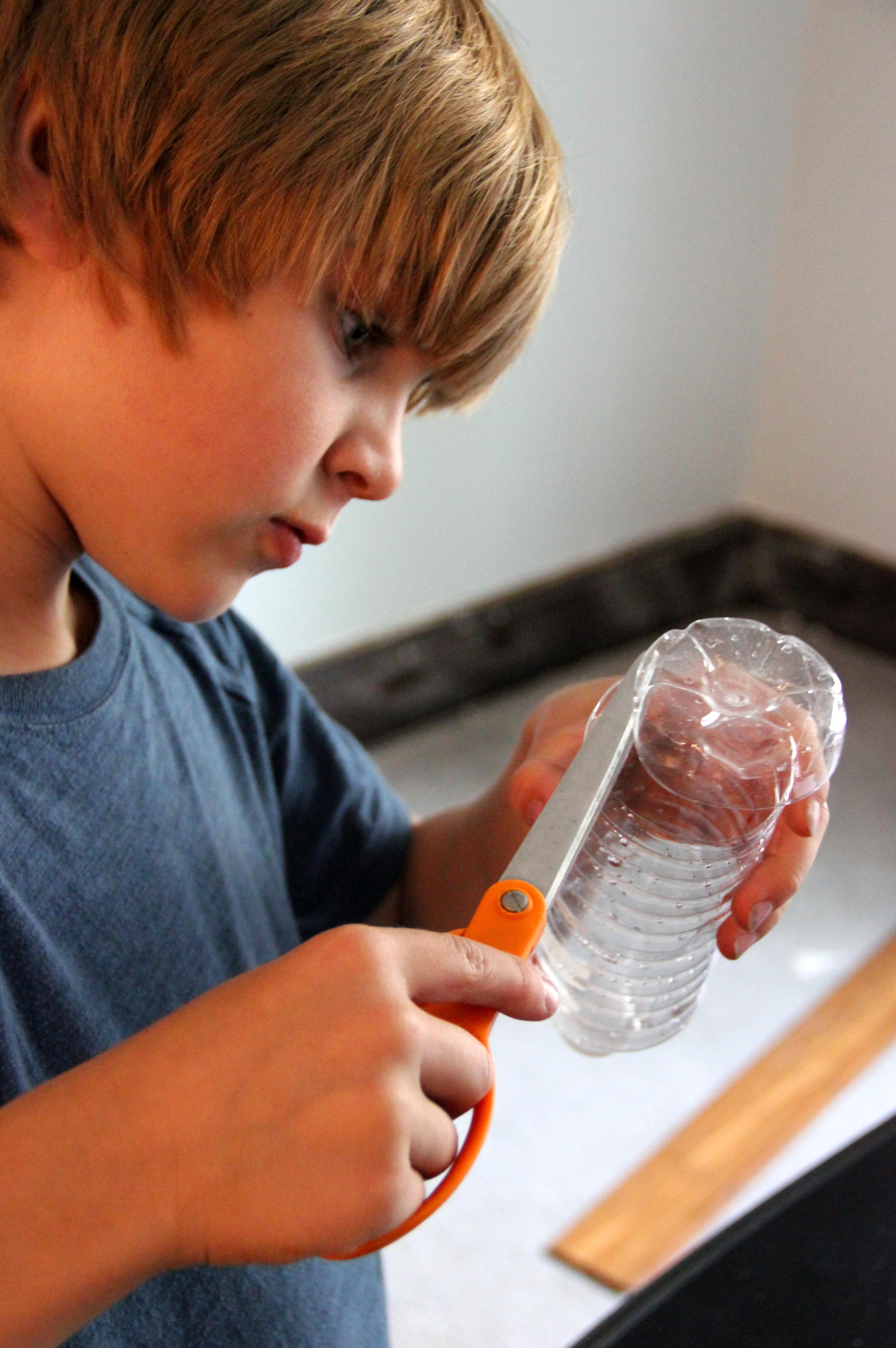Как ребенку сделать мыльные пузыри