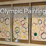 Olympic Painting
