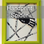 Handprint Spider