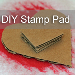 Re-Usable Stamp Pad