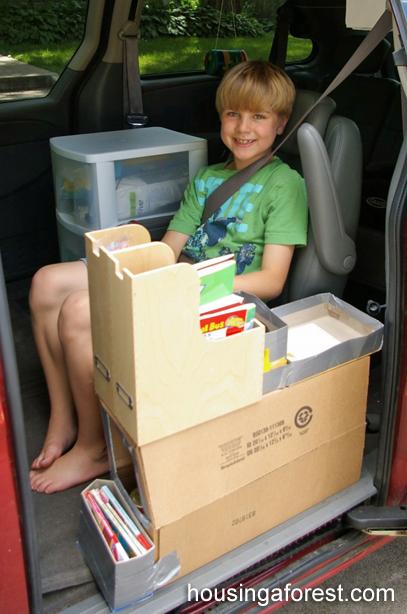 Road Trip Activities great for kids