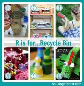 R is for...Recycle Bin