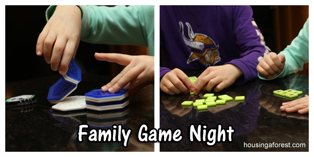 Family Game Night ~ Housing A Forest
