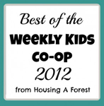 Best of the Weekly Kids Co-op from 2012