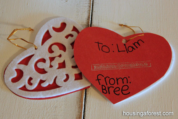 Ornament Valentines