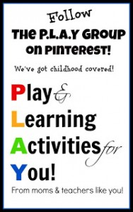 PLAY group Pinterest Board