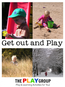 The ultimate guide to getting outside and playing