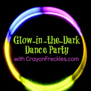Glow-In-The-Dark Dance Party