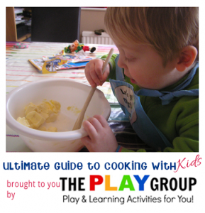 ultimate guide to kids in the kitchen