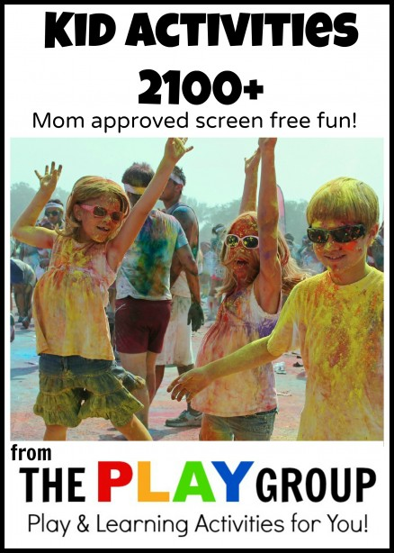 2100+ Kid Activities from the PLAY group