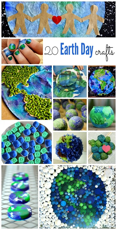 20 Earth Day Crafts And Activities For Kids Housing A Forest