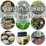 27 DIY Garden Markers