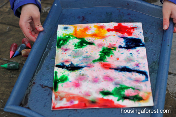 5 Fun Ways to Paint in the Rain