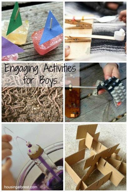 Engaging Activities for Boys