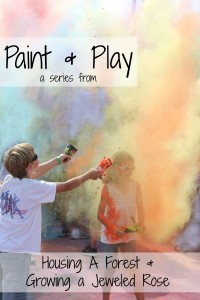 Play and Paint Series