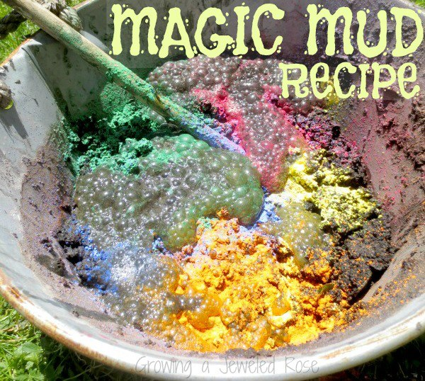 Magic Mud Recipe