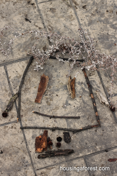Stick Sculptures