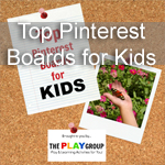 Top Pinterest Boards for Kids