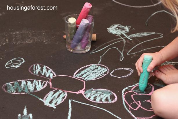 chalk art on paper wwwimgkidcom the image kid has it