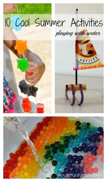 10 Cool Summer Activities
