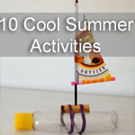 10 Cool Summer Activities