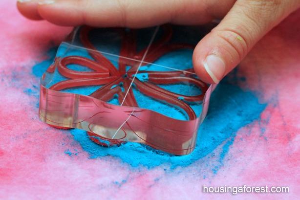 Pull n Peel Twizzlers Stamps