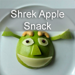 Shrek Apple Snack