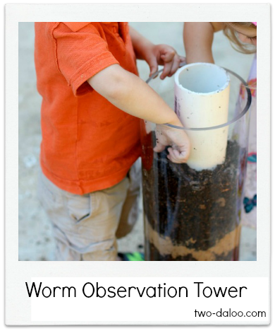 Worm Observation Tower