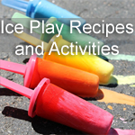 12 Ice Play Recipes and Activities