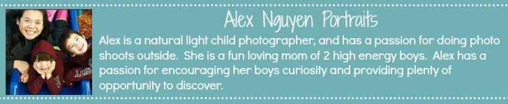 Alex ~ Alex Nguyen Portraits