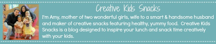 Amy ~ Creative Kids Snacks