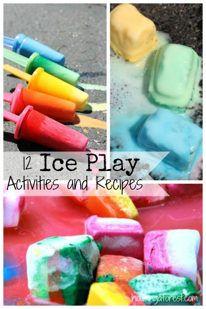 12 Ice Play Activities