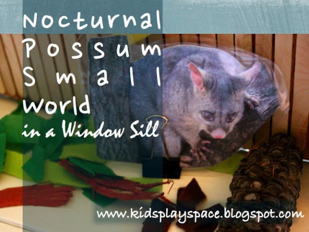 Nocturnal Possum Small World